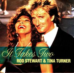 picture of rod stewart drum player | Stewart, Rod + Tina Turner - It Takes Two - D - 1990 | Flickr - Photo ..