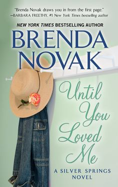 Until You Loved Me (Silver Springs) by Brenda Novak. New York Times bestselling author Brenda Novak returns to Silver Springs Sometimes starting over means finding everything you've been missing... After catching her fiance cheating--with another man--usually straitlaced, workaholic scientist Ellie Fisher liberates her wild side just long enough to indulge in a passionate one-night stand with a tall, dark stranger she meets at a trendy Miami bar. Embarrassed by her recklessness, she ducks...