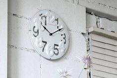 *ポップでかわいい時計*ウォールクロック CALTEround カルテ ラウンド