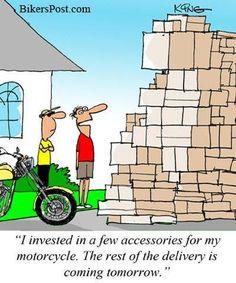Same for a motorized bike from PedalChopper.com