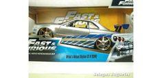Brian 's Nissan Skyline GT-R (R34) Fast & Furious escala 1/32 Jada coche miniatura