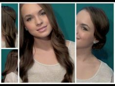 4 Quick Lauren Conrad Inspired Hairstyles - Fall Hair Look Book