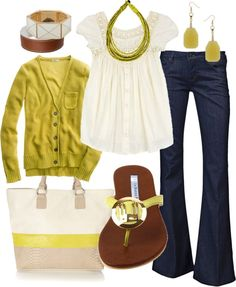 """""""scintillating citrus"""" by htotheb on Polyvore"""