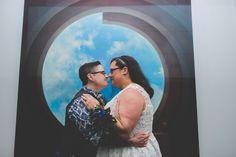Cheri + Rachel's Same Sex Morris Museum Wedding || New Jersey Weddings || BG Productions Photography || www.bgproonline.com