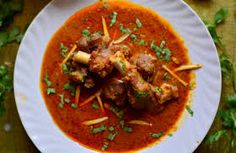 nihari- Punjabi meat stew