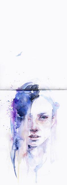 Art by Agnes Сecile