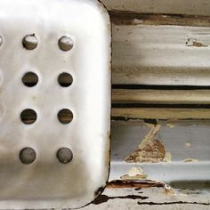 Polka dots or stripes?  Which do you prefer????? #choosehappy  #polkadots  #stripes  #chippy #weathered. #peelypaint  #rustic. #farmhousestyle  #happyday  #fleamarket  #beachie. #justchoose. #funfun by junk.beaucoup