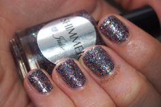 Kelsie's Nail Files: Shimmer Polish: Julie #shimmerpolish #swatch #nailpolish #glitter