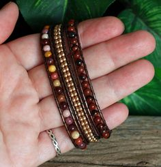 Leather Jewelry, Wire Jewelry, Jewelery, Handmade Jewelry, Bohemian Bracelets, Braided Bracelets, Cuff Bracelets, Bracelet Sizes, Bracelet Patterns