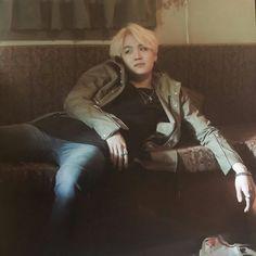 He reminds me of a cat sunbathing while sprawled out on the couch. Agust D/SUGA Jimin, Min Yoongi Bts, Min Suga, Bts Bangtan Boy, Namjoon, Seokjin, Taehyung, Daegu, Agust D