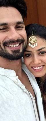 Just married: Shahid Kapoor and Mira Rajput's wedding selfie is ADORABLE!