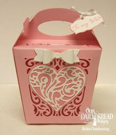 Our Daily Bread Designs Stamp Set: To My Favorite, Our Daily Bread Designs Custom Dies:Glorious Gable Box, Heavenly Hearts, Layering Hearts, Mini Labels, Mini Bow