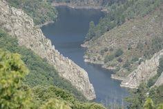 Rio Navia a su paso por el Concejo de Illano