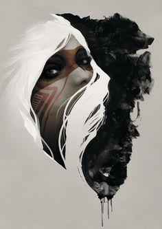 Totem  by Jeff Langevin