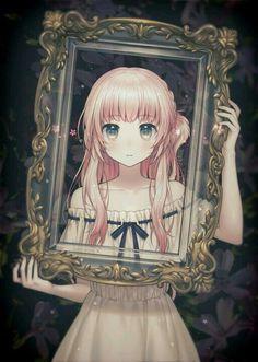 e-shuushuu kawaii and moe anime image board Kawaii Anime Girl, Manga Kawaii, Anime Girl Pink, Anime Girl Cute, Beautiful Anime Girl, Anime Art Girl, Anime Love, Anime Girls, Pink Hair Anime