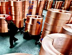 Copper for delivery in three months on the London Metal Exchange fell 0.4 percent to $6,770 a metric ton at 3:11 p.m. in Hong Kong. Zinc retreated 0.8 percent to $2,329.75 a ton.