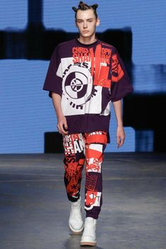 Christopher Shannon SpringSummer 2015 Collection - London Collection Men