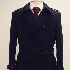 coupdeciseaux#nantes #coupdeciseaux #surmesure #tailleur #tailormade #manteau #coat #trench #trenchcoat