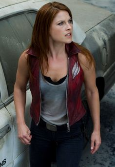 Resident Evil: Afterlife Claire Redfield Vest