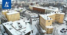 Tamperelainen taloyhtiö ei suostu 17-kertaiseen tonttivuokraan - Tampere - Aamulehti Monet, Times Square, Travel, Viajes, Destinations, Traveling, Trips