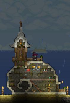 My house in terraria