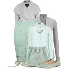 A fashion look from February 2015 featuring MANGO coats, Dorothy Perkins shoes and Vince Camuto shoulder bags. Browse and shop related looks.