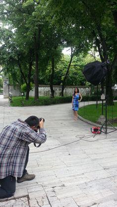 YOKKO 2014 Photo Shooting #makingof #workinprogress #fashion #photography