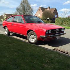 ALFA ROMEO ALFASUD SPRINT Alfasud Sprint, Top Cars, Alfa Romeo, Dream Cars, Euro, Classic Cars, Wheels, Racing, Vintage