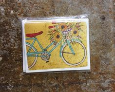 Bicycle Notecards