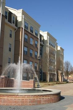 University Village outside view