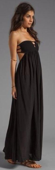 Never look back maxi dress #buyable