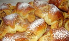Hungarian Recipes, Hungarian Food, Apple Cake Recipes, Romanian Food, Baking And Pastry, Sweet Cakes, Cakes And More, Pretzel Bites, Cake Cookies