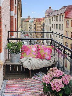 decoracion balcones 2 ¡Saca partido a tu balcón!