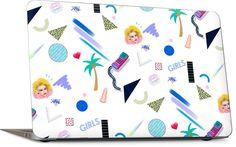 Girls  Laptop Skin Iphone Macbook, Macbook Skin, Macbook Pro Retina, Laptop Skin, Yoko, Original Artwork, Ipad, Usb, Girls