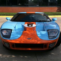 One of our customers Ford GT!