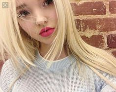 Dove Cameron looking lovely. Loved. Sal P.