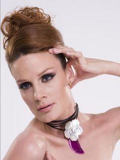 Lorena Prado, diseñadora de joyas.