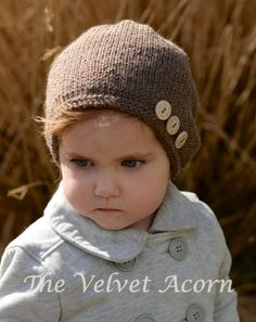 Listing for KNITTING PATTERN ONLY of The Zaire Slouchy. This slouchy is handcrafted and designed with comfort and warmth in mind…Perfect Knitted Hats Kids, Knitting For Kids, Hand Knitting, Knitting Hats, Knit Hats, Heidi May, Velvet Acorn, Pdf Patterns, Knitting Patterns