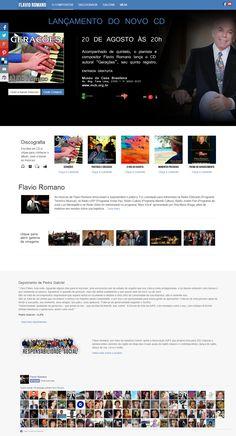 Flavio Romano - Home Page