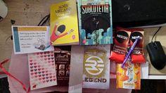 Une box de février sur le thème des rencontres Nescafe, Box, Kitchens, Snare Drum