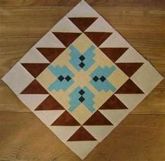 native american quilt patterns | QUILTS