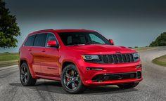 2016 Jeep Grand Cherokee SRT #cars