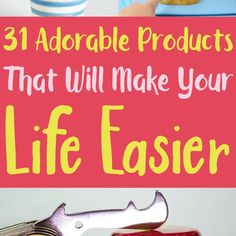 31 Insanely Adorable Products That Will Make Your Life Easier