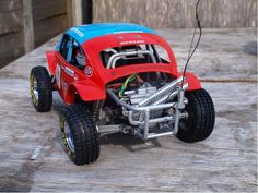 A great example of another - 58016: Sand Scorcher  Really nice racing rc car  http://amzn.to/2fHNNS5