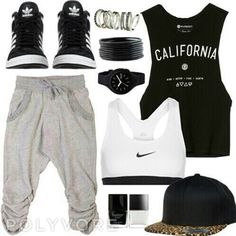 Trendy dancing outfits practice hip hop work outs 66 ideas Hipster Outfits, Swag Outfits, Classy Outfits, Sport Outfits, Girl Outfits, Casual Outfits, Fashion Outfits, Fashion Boots, Hip Hop Fashion