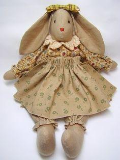 Nana: Coelha de pano