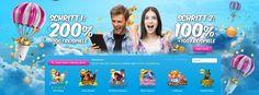 Online Casino, Euro, Live