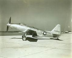 https://flic.kr/p/ac3EQV | Fisher XP-75 Eagle 2