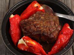 Friptura de Zalau Romanian Recipes, Romanian Food, Carne, Steak, Cooking Recipes, Pork, Cooker Recipes, Chef Recipes, Recipes