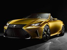 The Lexus roadster concept car has been revealed at the Los Angeles Auto Show. The car has no roof or cabin covering but captures key themes for future Lexus style direction. Lexus Lc, Lexus Cars, Lexus 2014, Lexus Sport, Bmw Cars, Jaguar Xe, Infiniti Q50, Volvo S60, Gq